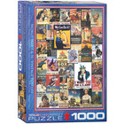 Eurographics Puzzles . EGP WWI & WWII Vintage Posters - 1000pc Puzzle