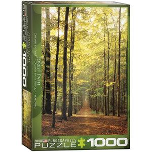 Eurographics Puzzles . EGP Forest Path - 1000pc Puzzle