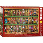 Eurographics Puzzles . EGP Nutcracker Christmas - 1000pc Puzzle