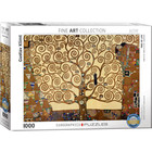 Eurographics Puzzles . EGP Tree of Life by Klimt - 1000pc Puzzle