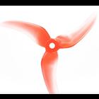 EMAX . EMX Avan Scimitar 4028-3 Propeller 2CW+2CCW Red