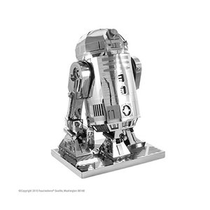 Fascinations . FTN M. Earth Mega R2-D2