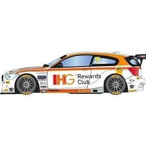 Scalextric . SCT BTCC BMW 125