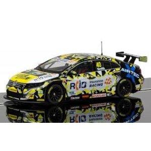 Scalextric . SCT BTCC VW Passat Aron Smith