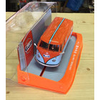 Scalextric . SCT VW Panel Van - Gulf edition