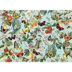 Cobble Hill . CBH Gruit And Flutterbies - 1000pc Puzzle