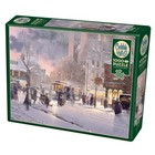 Cobble Hill . CBH Winter Flurry - 1000pc Puzzle