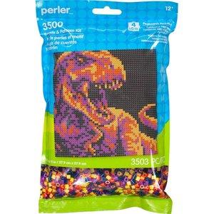 Perler (beads) PRL Dinosaur Perler Pattern Bag