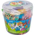 Perler (beads) PRL Mermaid - Perler Fused Bead Bucket Kit
