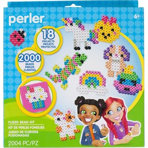 Perler (beads) PRL Fun With Beads - Perler Fuse Bead Activity Kit