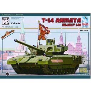 Panda Models . PDA 1/35 T14 Armata Object 148 Russian Main Battle Tank