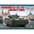 Panda Models . PDA 1/35 Kurganet-25 IFV Object 695 Russian Infantry Fighting Vehicle