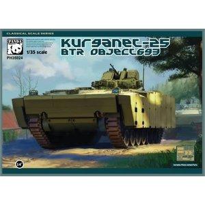 Panda Models . PDA 1/35 KAURGSNET-25 BTR Object 693 Russian Infantry Fighting Vehicle