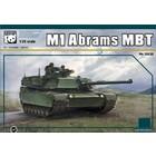 Panda Models . PDA 1/35 M1 Abrams Main Battle Tank