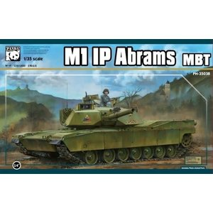 Panda Models . PDA 1/35 M1 1P Abrams Main Battle Tank