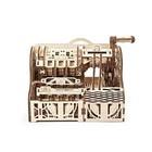 UGears . UGR UGears Cash Register- 405 Pieces 3D Mechanical Puzzle Wooden Calgary