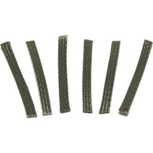 Scalextric . SCT Easy Fit Braids 6/Pk