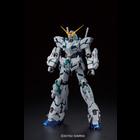 Bandai . BAN MG 1/100 Unicorn Gundam (Red/Green Twin Frame Edition) Titanium Finish