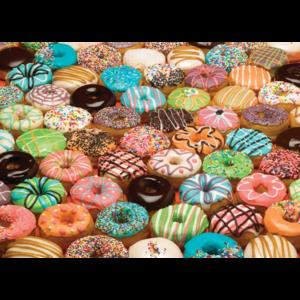 Cobble Hill . CBH Doughnuts 1000pc Puzzle