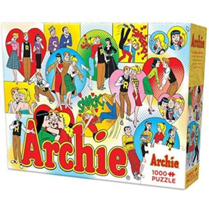 Cobble Hill . CBH Classic Archie 1000pc Puzzle