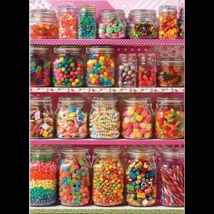 Cobble Hill . CBH Candy Shelf 500pc Puzzle