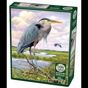 Cobble Hill . CBH Heron 1000pc Puzzle