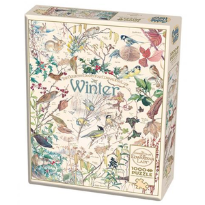 Cobble Hill . CBH Country Diary: Winter 1000pc Puzzle