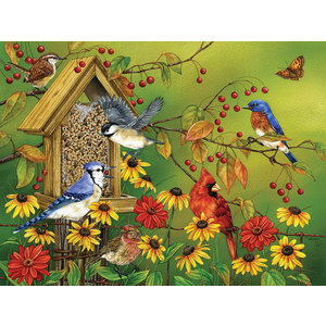 Cobble Hill . CBH Fall Feast 275pc Puzzle