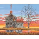 Dimensions . DMS Dimensions Home Sunset Paint By Number Nature Art Calgary