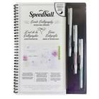 Speedball . SPD Speedball Lettershop Calligraphy Kit