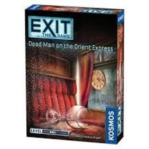 Lion Rampant Games . LRG Exit: Dead Man On The Orient Express