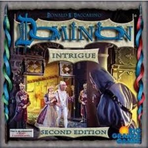 Lion Rampant Games . LRG Dominion: Intrigue 2nd Edition