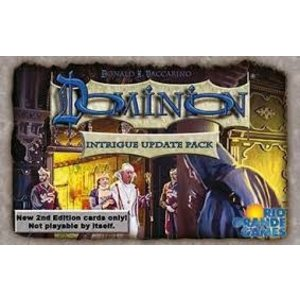Lion Rampant Games . LRG Dominion Intrigue Update Pack