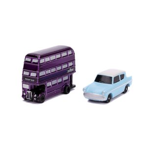 "Jada Toys . JAD Jada 1.65"" ""Nano Hollywood Rides"" Harry Potter"