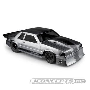 J Concepts . JCO JConcepts 1991 Ford Mustang - Fox body (10.75 width & 13 wheelbase)