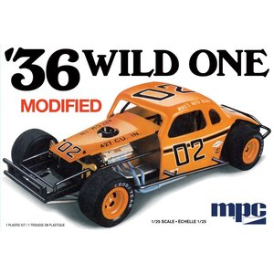 MPC . MPC 1936 Wild One Modified 2T 1/25 Model Kit (Level 2)