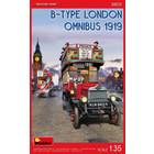 Miniart . MNA 1/35 B-Type London Omnibus 1919