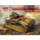 Icm . ICM 1/35 Leichttraktor Rheinmetall 1930 German Tank