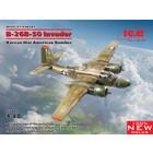 Icm . ICM B-26Invader Korean War American Bomber