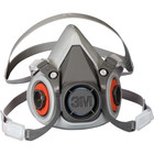 3M Company . MMM 3M 6000 Series Half Facepiece Reusable Respirator Size Medium