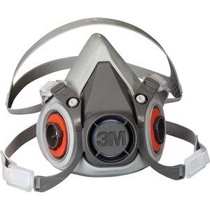 3M Company . MMM 3M 6000 Series Half Facepiece Reusable Respirator Size Medium