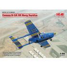 Icm . ICM Cessna O-2A US Navy Service