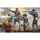 Masterbox Models . MTB Do Or Die 18th North Carolina Infantry