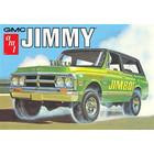 AMT\ERTL\Racing Champions.AMT AMT 1972 GMC Jimmy 1/25 Model Kit (Level 2)