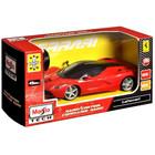 Maisto . MAI 1/24 R/C La Ferrari Red