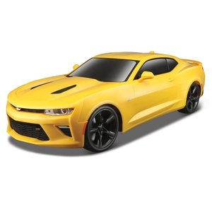 Maisto . MAI 1/14 R/C 2016 Chevy Camaro SS Yellow/Black