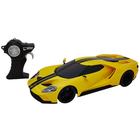 Maisto . MAI 1/14 R/C 2017 Ford GT Yellow