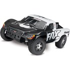Traxxas Corp . TRA Traxxas Slash 4X4 Brushless 1/10 4WD RTR Short Course Truck Fox - No Battery or Charger