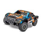 Traxxas Corp . TRA Traxxas Slash 4X4 Ultimate Short Course Truck Orange (No Batt/Chgr)