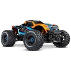 Traxxas Corp . TRA Traxxas Maxx with 4S ESC - Orange 1/10 Scale 4WD Brushless Electric Monster Truck